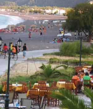Παραλία Αγίας Αννας
