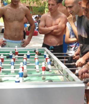 Ποδοσφαιράκια!