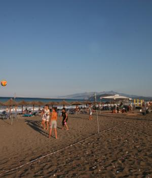 Sports στην άμμο